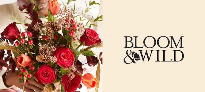 Bloom & Wild, Brautstrauß, Blumenstrauß
