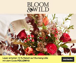 Bloom & Wild, Brautstrauß, Blumenstrauß, Bloom & Wild Rabattcode, Rabattcode Blumenstrauß
