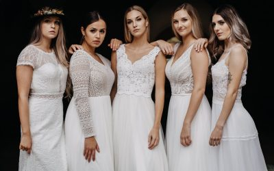 Bridal Fashion Show – Eine digitale Brautmoden Show mit den Trends 2021