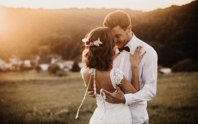Berry Garden Wedding – Eine Inspiration für kleine Gartenhochzeiten in romantischen Beerentönen