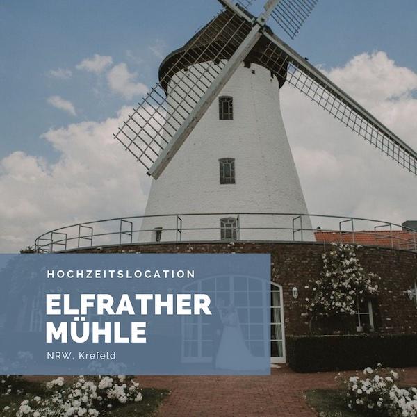 Elfrather Mühle Hochzeitslocation, NRW, Krefeld