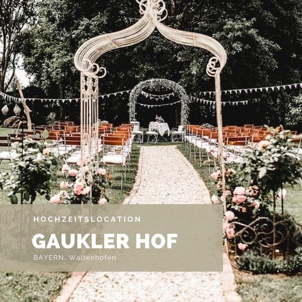 Gaukler Hof, Rustikale Hochzeitslocation Bayern, Allgäu, Heiraten im Grünen, Outdoor Hochzeit