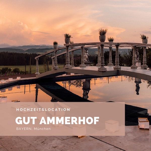 Gut Ammerhof, Hochzeitslocation München