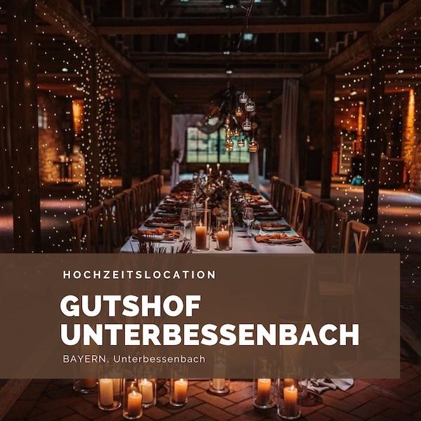 Gutshof Unterbessenbach, Hochzeitslocation Bayern, Scheunenhochzeit, Hochzeitsscheune