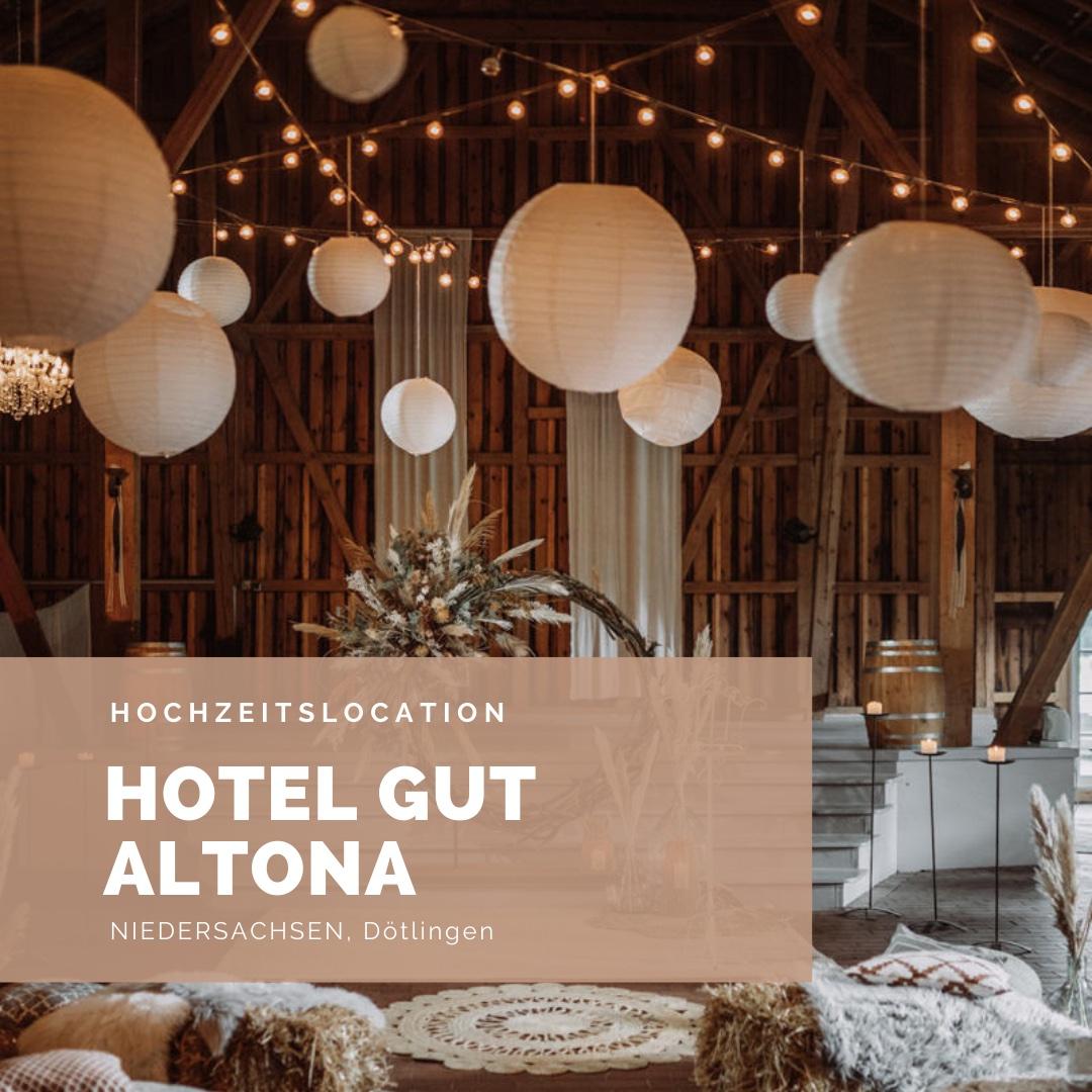 Hotel Gut Altona, Hochzeitslocation, Scheunenhochzeit, Hochzeitsscheune, Boho Hochzeitslocation