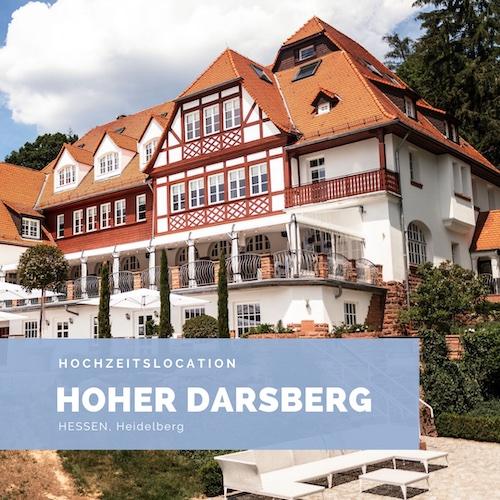 Hochzeitslocation, Hoher Darsberg