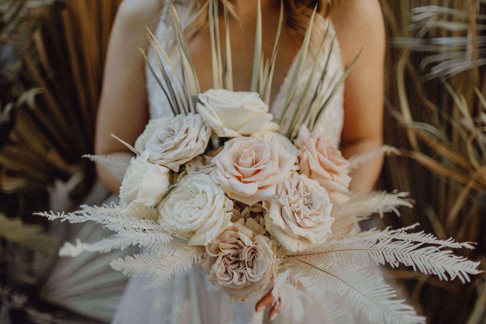 Hochzeitsblog, Brautstrauss