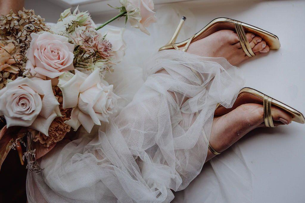Hochzeitsblog, Brautschuhe