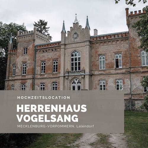Hochzeitslocation Mecklenburg Vorpommern